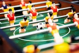 Tafelvoetbal Inloop Tavenu