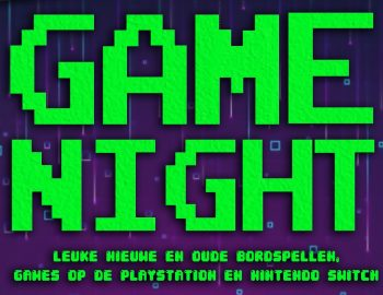 Jongerencentrum De Tavenu: Game night