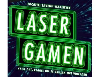 Jongerencentrum De Tavenu: Lasergame
