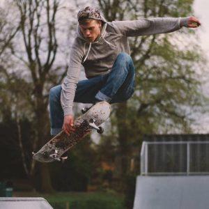 Jongerencentrum De Tavenu. Skate
