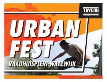 Jongerencentrum De Tavenu: UrbanFest