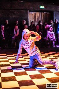 Jongerencentrum De Tavenu: Breakdance