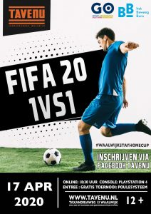 Jongerencentrum De Tavenu: FIFA20 toernooi