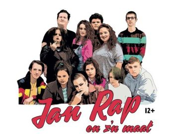 Jongerencentrum De Tavenu: Jan Rap en z'n maat