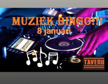 Jongerencentrum De Tavenu: Live muziek bingo