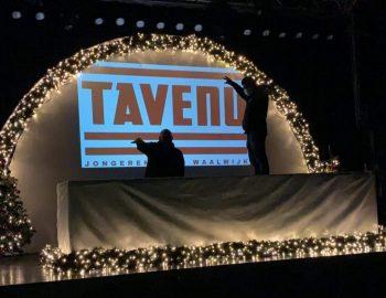 Jongerencentrum De Tavenu: Swingen in de huiskamer new years editie