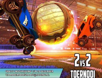 Jongerencentrum De Tavenu: Rocket League 2 vs 2