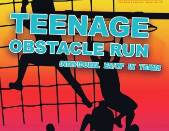 Jongerencentrum De Tavenu: Teenage obstacle run