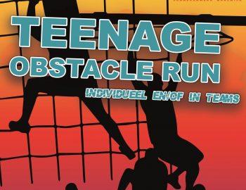 Jongerencentrum De Tavenu: obstacle run Waalwijk