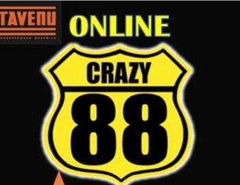 Jongerencentrum De Tavenu: Online crazy 88